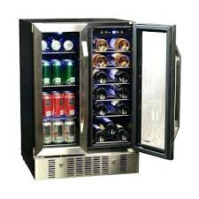 under cabinet beverage refrigerator under cabinet beverage cooler compressor wine in bottle and can dual
