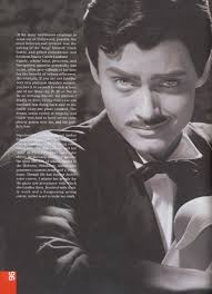 amber valetta as clark gable makeup by the late great kevyn