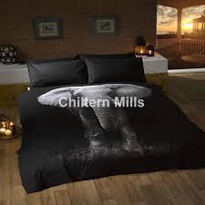 elephant duvet cover set chiltern mills