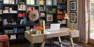 Office Shelf Decorating Ideas 10 Best Home Office Decorating Ideas Decor And Organization For