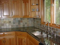 Interior  Stunning Ceramic Mosaic Tile Backsplash On Kitchen With - Ceramic backsplash