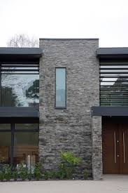 inspiring display of natural textures nairn road residence in