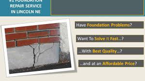 foundation repair lincoln ne foundation contractors lincoln ne