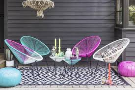 Egg Bistro Chairs The Freshest Garden Furniture Gardening The Sunday Times