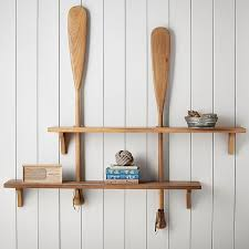 Pottery Barn Paddles Paddle Shelves Pbteen