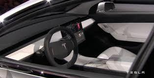 tesla motors unveils its long awaited 35k model 3 electric car