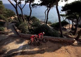 mountainbike katalonien tourismus