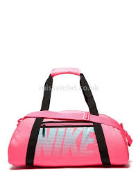 what compliments pink nike featured nike women s pink duffel bag running bags gymsacks