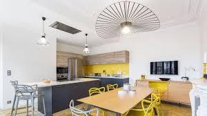 ouvrir cuisine cuisine ouverte salle à manger 5 exemples inspirants côté maison