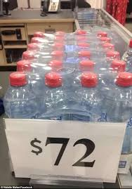 black friday getting ready target meme target australia charge 72 for water after cyclone debbie daily