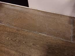 flooring how do i remove white residue on bathroom floor tiling