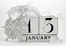 save the date vintage shabby chic calendar for january 13 u2014 stock