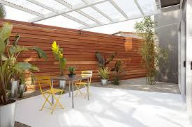 Roof Panels For Patios Contemporary Patio With Trellis By Matt Baran Zillow Digs Zillow