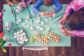 5 interesting easter activities for