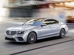 mercedes s class w222 shanghai 2017 mercedes s class w222 facelift debuts with