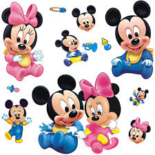 online get cheap wall stickers kids room mickey mouse aliexpress free shipping kids room decor removable mickey mouse nursery wall stickers children bedroom pictures