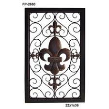 fleur de lis home decor metal fleur de lis home decor fleur de lis home décor and the