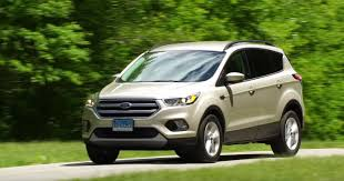 Ford Escape Green - 2017 ford escape is sporty but expensive says consumer reports
