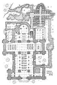 Hexagon House Plans by 151 Best Dnd Floor Plans Maps And Icons Images On Pinterest