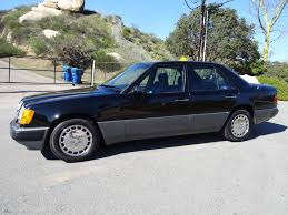 mercedes benz 300e w124 sedan 6cyl rare 3 2 1993 1 owner