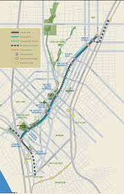 Dallas Map by Map Katy Trail