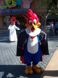 woody woodpecker picture universal studios hollywood los