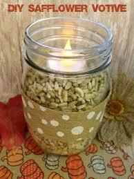 mason jar centerpieces fall luminary happy mothering
