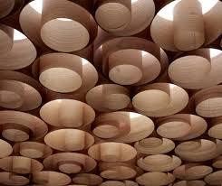 Wood Veneer Pendant Light Spiro Pendant Light By Remedios Simón For Lzf Es Dailytonic