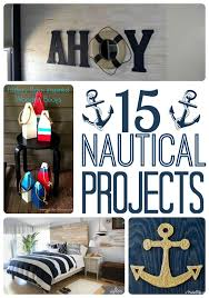 nautical decor diy nautical decor roundup polished habitat