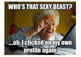 Meme Lady - funny old lady meme by jfancydesigns redbubble