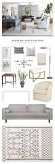 White Living Room Furniture Create A Blue U0026 White Living Room White Living Rooms Living