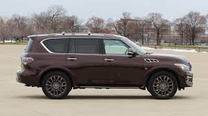 infiniti van 2017 infiniti qx80 review good but not good enough