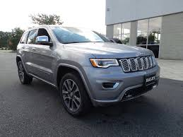 silver jeep grand cherokee 2007 new 2018 jeep grand cherokee overland sport utility in richmond