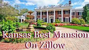 most expensive mansion u0027s on zillow here u0027s kansas youtube