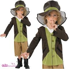 Chimney Sweep Halloween Costume Boys Victorian Urchin Dickens Book Chimney Sweep Kids Fancy