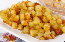 Home Fries by Light Fried Potatoes Recipe Sparkrecipes
