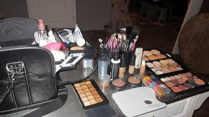 unique professional makeup artist kit 21 on with professional