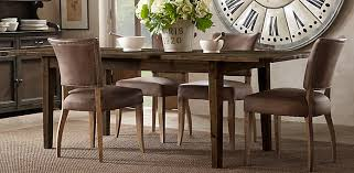 st james rectangular extension dining table restoration hardware dining room tables