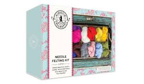 kirstie allsopp needle felting kit needle felting kits needle