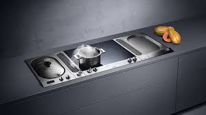 Built In Induction Cooktop Cooking Gaggenau