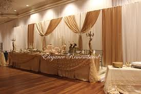 pipe and drape backdrop elegance remembered llc event accessory rentals