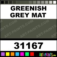 greenish gray greenish grey mat artist airbrush spray paints 31167 greenish