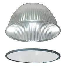 400w metal halide high bay light high bay aluminum reflector glass cover for metal halide high