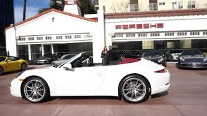 white porsche 911 2012 porsche 991 carrera cabriolet 911 white on black grey red