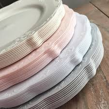 wedding party plates modern vintage party plates and bowls disposable wedding