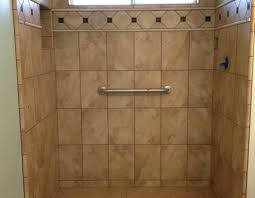 tiled shower ideas for bathrooms shower beautiful tiled shower stalls natural stone shower