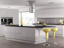 white handleless kitchen designs classic interiors