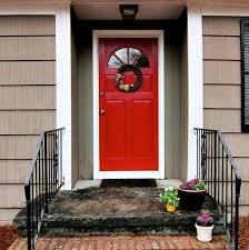 Front Door Pictures Ideas by Red Front Door Best Home Furniture Ideas