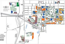 Boise State Campus Map University Of North Texas Research Park Ntrp Map 801 N Texas