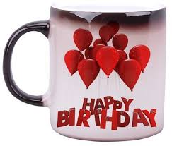 happy birthday design for mug souq magic mug happy birthday design uae